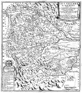 Detalle Mapa de los Valles